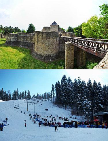Divertisment si Istorie Bucovina