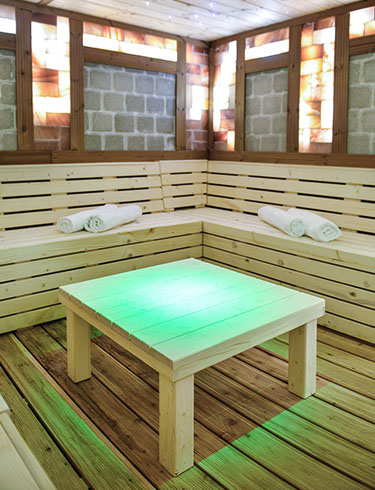 Sauna Uscata - La Bella Vista Vatra Dornei Bucovina